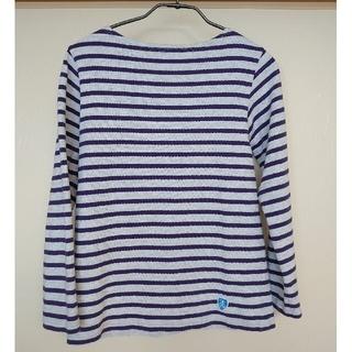 オーシバル(ORCIVAL)のオーシバル  長袖ボーダー バスクシャツ②(Tシャツ(長袖/七分))