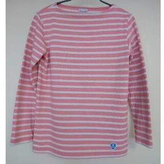 オーシバル(ORCIVAL)のオーシバル  長袖ボーダー バスクシャツ①(Tシャツ(長袖/七分))