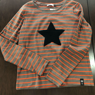 ダブルスタンダードクロージング(DOUBLE STANDARD CLOTHING)のダブルスタンダードクロージング スターTシャツ(Tシャツ(長袖/七分))