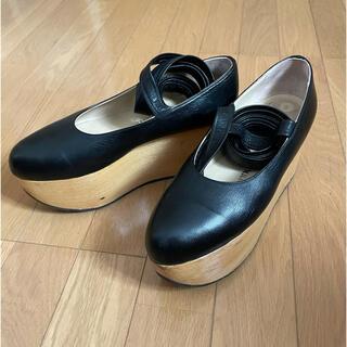ヴィヴィアンウエストウッド(Vivienne Westwood)のVivienneWestwoodロッキンホースバレリーナ(ローファー/革靴)