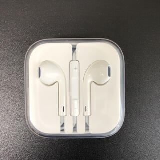 アップル(Apple)のiPhone純正イヤホン iPhoneイヤホン 純正品(ヘッドフォン/イヤフォン)