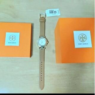トリーバーチ(Tory Burch)の箱なし特価 新品未使用トリーバーチ キャメル腕時計(腕時計)
