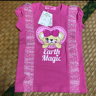 アースマジック(EARTHMAGIC)のアースマジック 半袖T 120 本日のみ❤️(Tシャツ/カットソー)