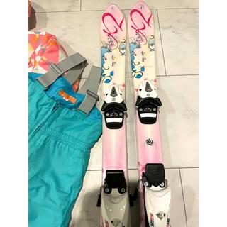 【5歳から8歳まで対応】スキー子供用 初回セット(その他)
