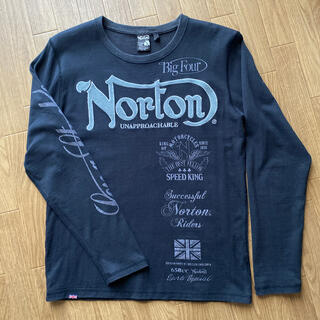 ノートン(Norton)のNorton ロンT shutowatar様専用(Tシャツ/カットソー(七分/長袖))