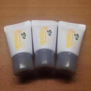ユースキン(Yuskin)の【新品未使用】ユースキン ハンドクリーム ユズ 12g 3個セット(ハンドクリーム)