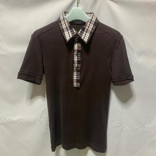 ドルチェアンドガッバーナ(DOLCE&GABBANA)のdolce&gabbgna ドルチェアンドガッバーナ ポロシャツ ゴルフ(ポロシャツ)