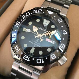 セイコー(SEIKO)のセイコー スポーツ SRPD51K1 セイコー5 MOD カスタム(腕時計(アナログ))
