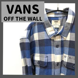ヴァンズ(VANS)のVANS バンズ ブロックチェック ストリートファッション 長袖シャツ(シャツ)