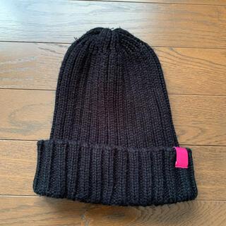ジーユー(GU)のジーユー ニット帽 ニットキャップ(ニット帽/ビーニー)
