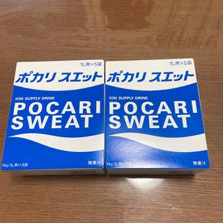 オオツカセイヤク(大塚製薬)のポカリスエット 1L用✖️12袋(ソフトドリンク)