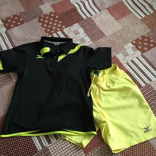 ミズノ(MIZUNO)のスポーツウエア(ポロシャツ)