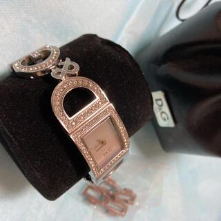 ドルチェアンドガッバーナ(DOLCE&GABBANA)のDOLCE&GABBANA ドルガバ 腕時計(腕時計)