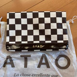 アタオ(ATAO)のATAO ドキュメントケース クラッチバック(クラッチバッグ)