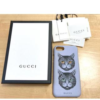 グッチ(Gucci)のGUCCI  iPhone ケース 8 7 SE カバー(iPhoneケース)