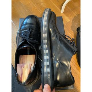 PRADA - prada エアソール 革靴