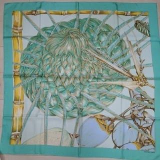 エルメス(Hermes)の本日のみお値下げ 未使用 HERMES エルメス スカーフ カレ90(スカーフ)