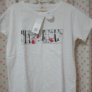 サマンサモスモス(SM2)のサマンサモスモス ムーミンコラボTシャツ(Tシャツ(半袖/袖なし))