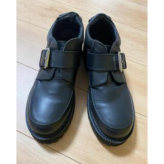 ユニフ(UNIF)のUNIF 厚底ブーツ US10(ブーツ)