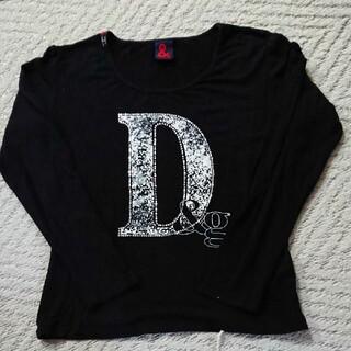 ドルチェアンドガッバーナ(DOLCE&GABBANA)のDOLCE&GABBANA レディース長袖Tシャツ(シャツ/ブラウス(長袖/七分))