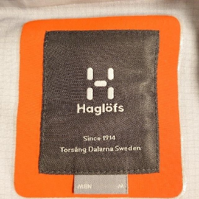 Haglofs(ホグロフス)のHaglofs Spitz Jacket スポーツ/アウトドアのアウトドア(登山用品)の商品写真