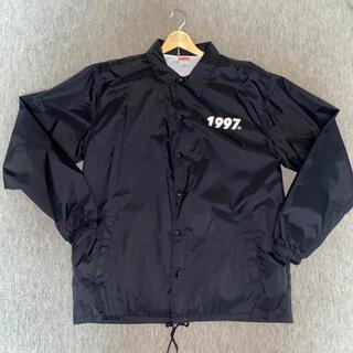 シュプリーム(Supreme)のyouth loser 1997 コーチジャケット ブラック XL (ブルゾン)