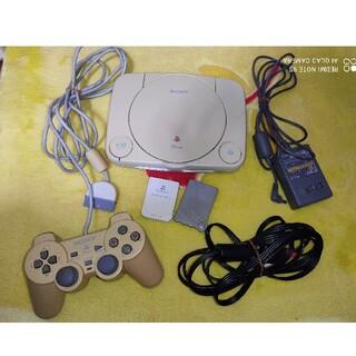 プレイステーション(PlayStation)のプレイステーション(家庭用ゲーム機本体)