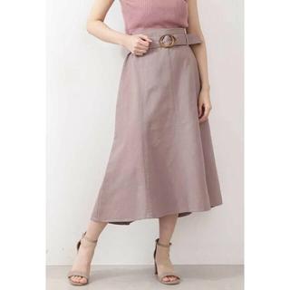 プロポーション(PROPORTION)のプロポーション♡カラーマーメイドスカート(ひざ丈スカート)