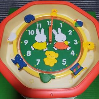 シチズン(CITIZEN)のJOYRICH様専用 ミッフィー からくり時計 CITIZEN 掛け時計(掛時計/柱時計)
