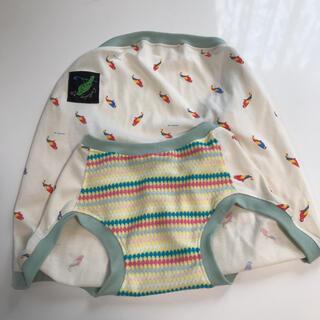 大型犬服(タンクトップ)インコ×しずくジャガード②のサイズ(犬)