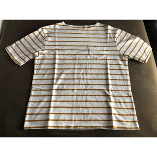 コーエン(coen)のcoen ボーダーシャツ(Tシャツ/カットソー(半袖/袖なし))