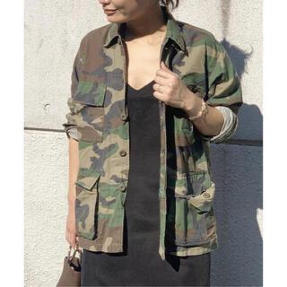 ロスコ(ROTHCO)の美品 AP STUDIO 【ROTHCO/ロスコ】ミリタリーシャツジャケット(ミリタリージャケット)