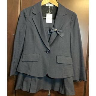 エニィスィス(anySiS)のエニィシス【anySIS 】ジャケット スカート スーツ ネイビー(スーツ)
