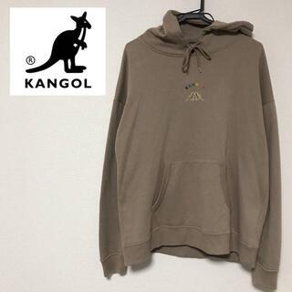 カンゴール(KANGOL)のKANGOL カンゴール パーカー オーバーサイズ L(パーカー)