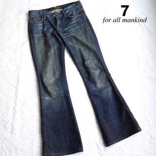 セブンフォーオールマンカインド(7 for all mankind)の7 For All Mankind デニムパンツ 26 レディース(デニム/ジーンズ)