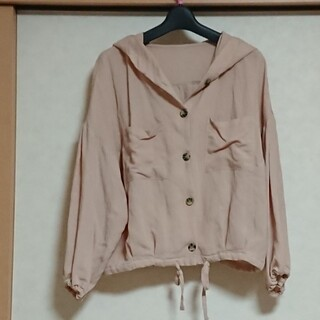 シマムラ(しまむら)の【sale】☆フード付きジャケット(スプリングコート)