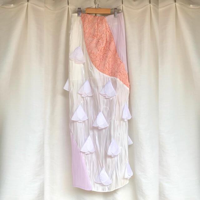 MIKIO SAKABE(ミキオサカベ)のMIKIOSAKABE ミキオサカベ マーメイドスカート レディースのスカート(ロングスカート)の商品写真