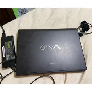 バイオ(VAIO)のSONY VAIO PCG-6D1N(ノートPC)