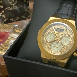 アヴァランチ(AVALANCHE)のAVALANCHE  ROBINSON Ⅱ 45mm(腕時計(アナログ))