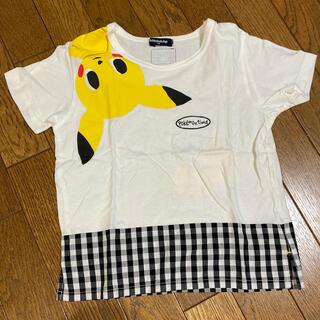 クレードスコープ(kladskap)の120 クレードスコープ ポケモンコラボTシャツ(Tシャツ/カットソー)