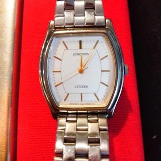 シチズン(CITIZEN)のCITIZEN 腕時計 クォーツとても気品のあるビジネスウォッチでどんな場面でも(金属ベルト)