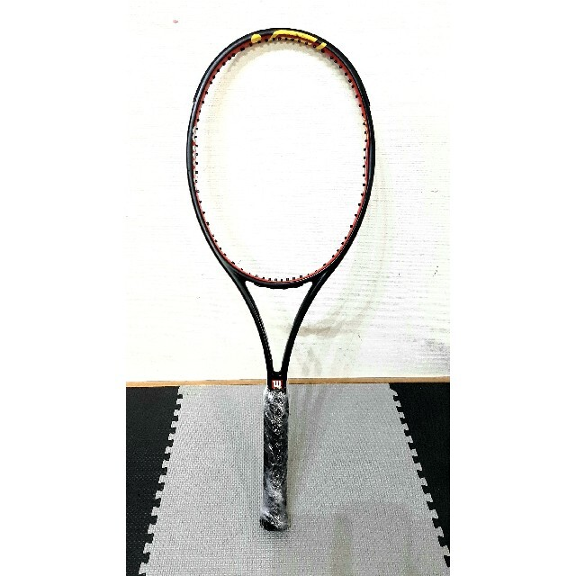 wilson(ウィルソン)の【中古】Wilson PRO STAFF ROK 93 2003/ウィルソン プ スポーツ/アウトドアのテニス(ラケット)の商品写真
