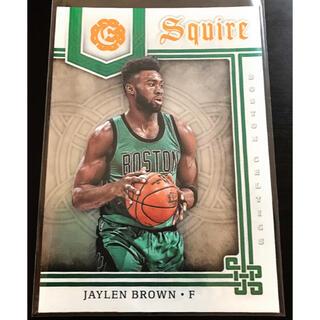 【311】 NBA カード Jaylen Brown RC(シングルカード)