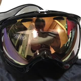 オークリー(Oakley)のオークリー Oakley ゴーグル スキー スノーボード 黒(アクセサリー)