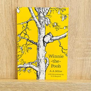 クマノプーサン(くまのプーさん)のディズニー英語絵本 洋書 プーさん クラシック Winnie the Pooh(絵本/児童書)