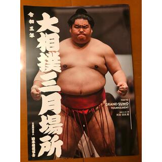お相撲パンフレット(相撲/武道)