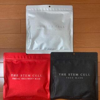 THE STEM CELL FACE MASK 30枚入 3種類(パック/フェイスマスク)