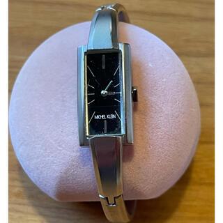 ミッシェルクラン(MICHEL KLEIN)のミッシェルクラン バングル型時計 レディース(腕時計)
