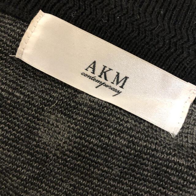 AKM(エイケイエム)のAKM カーデガン カーディガン メンズのトップス(カーディガン)の商品写真