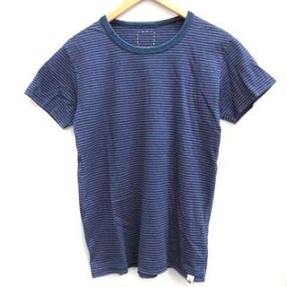 ヴィスヴィム(VISVIM)のビズビム VISVIM 2 M 15SS BORDER  TEE S/S Tシャ(Tシャツ/カットソー(半袖/袖なし))